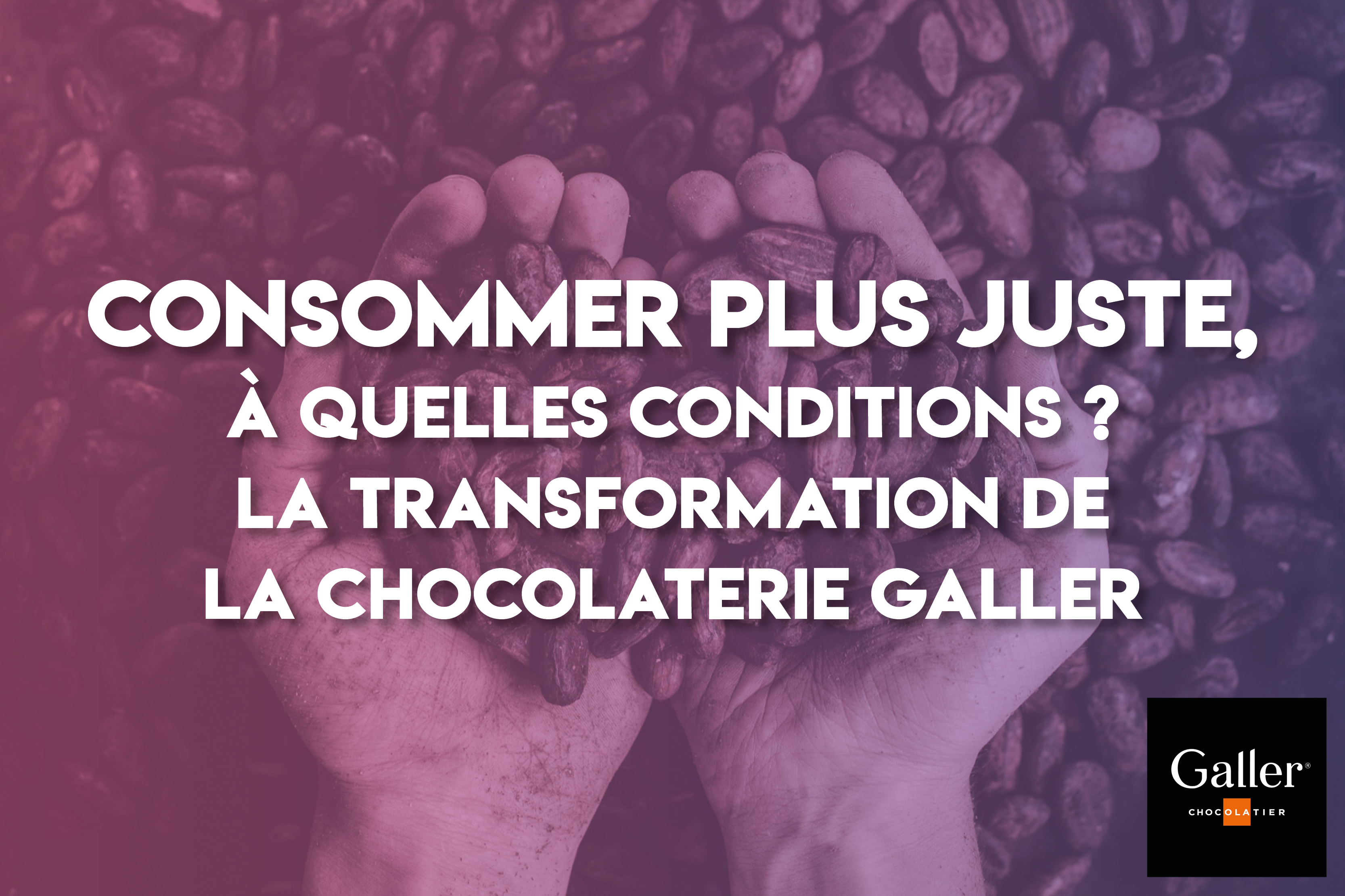 Consommer plus juste